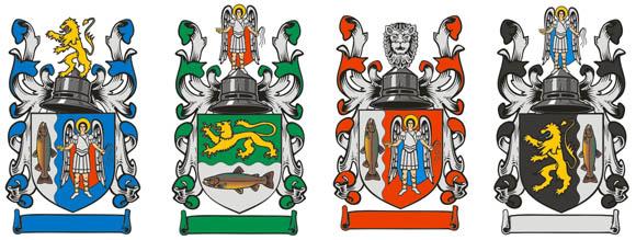 разработка гербов